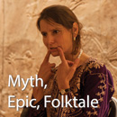 Myth Epic Folktale button