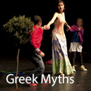Greek myths button